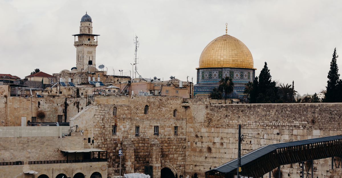 WHY EVANGELICALS MUST STAND WITH ISRAEL