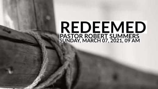 Redeemed!