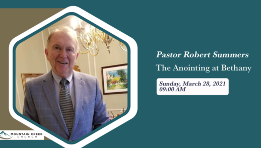 The Anointing at Bethany
