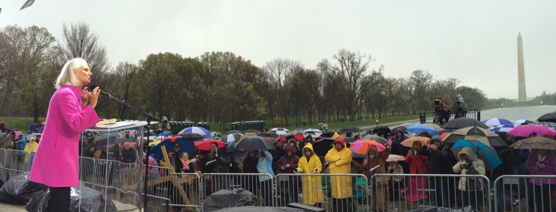 Messages from God's Word; While Standing in Cold Rain