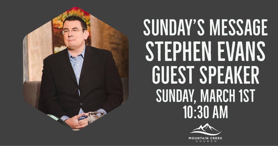 Sunday's Message